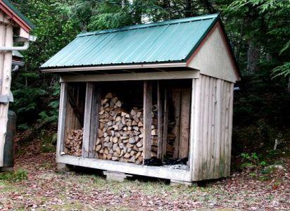 Wood Stove Too!
