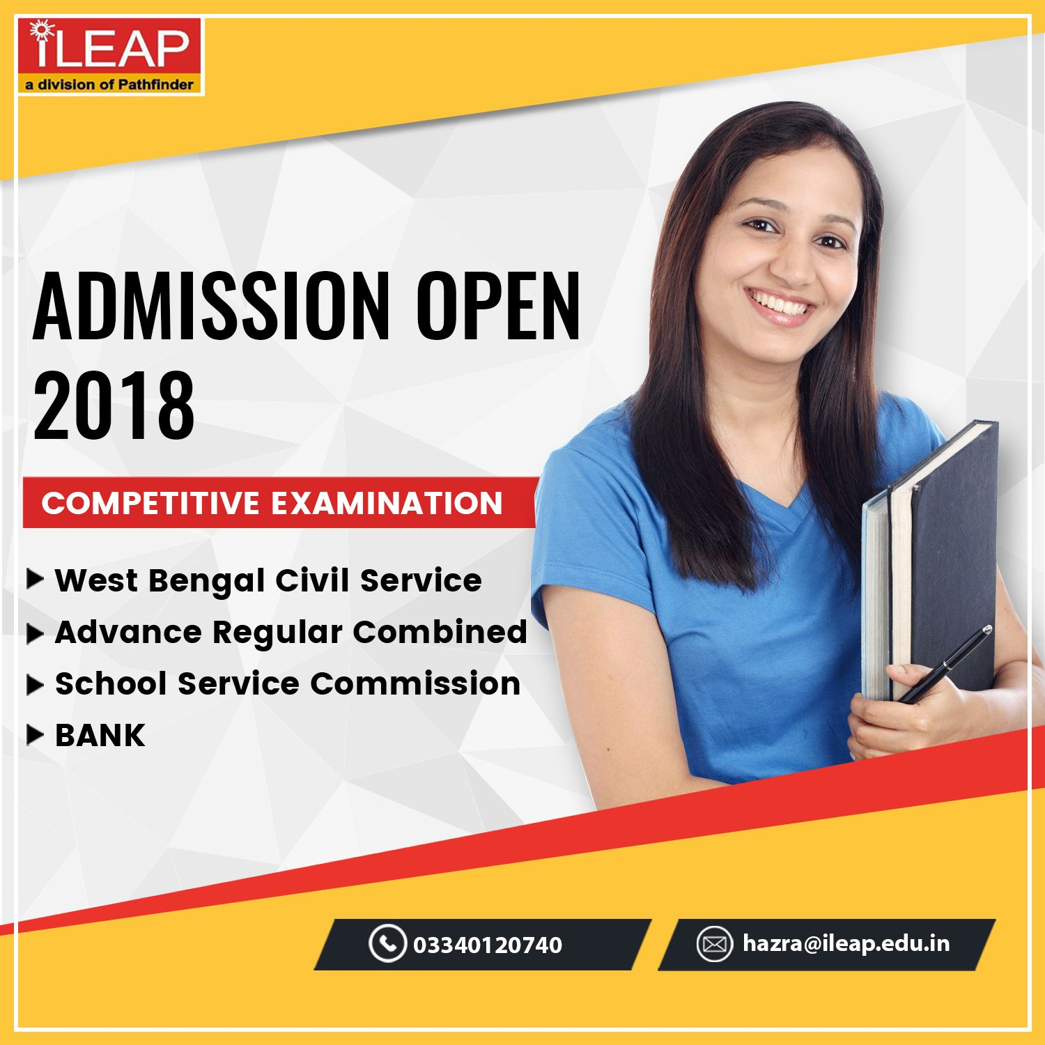 Join one of the best institutes for the Government Exam