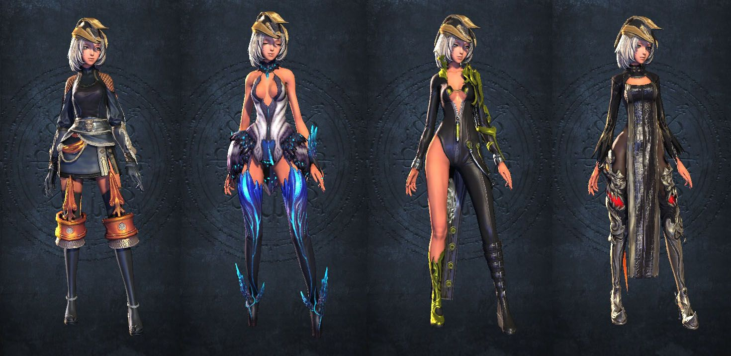 Blade And Soul Faction Outfits - #GolfClub