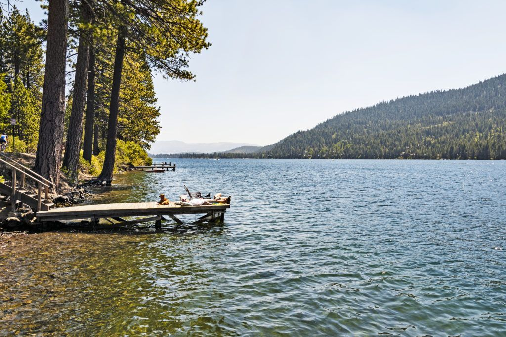 Donner Lake Is Tahoe S Lesser Known Absolutely Fantastic Neighbor Sunset Magazine Donner Lake Tahoe Vacations Tahoe Trip