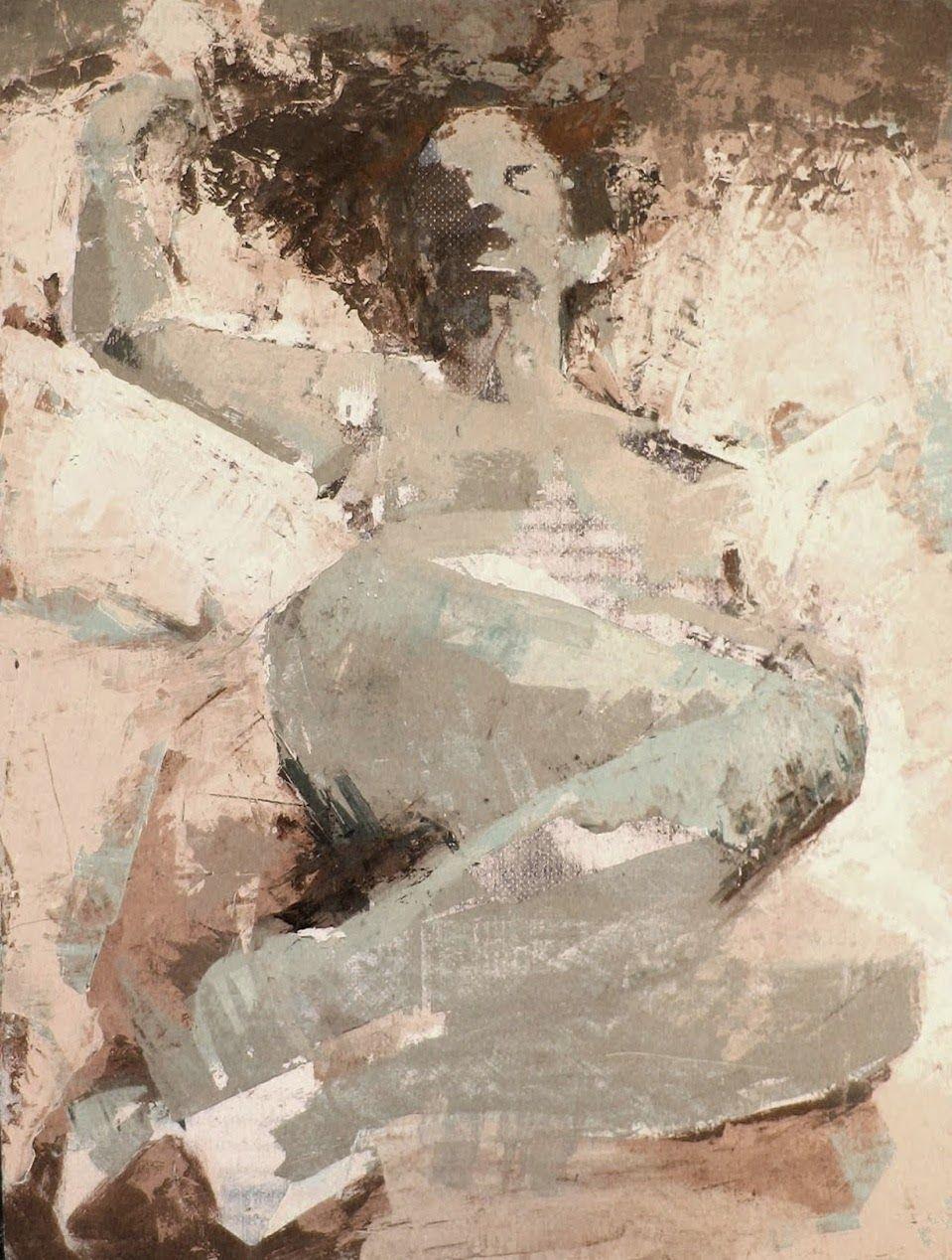 Female Nude II | The Art of Nicholas McNally