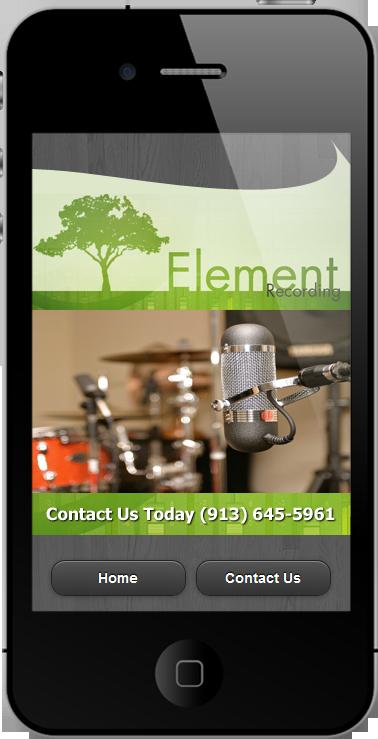 recording-studio-mobile-website