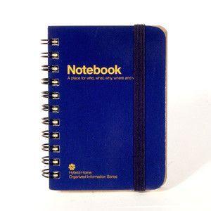 Notebook [Navy]