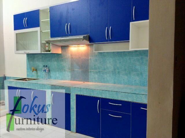Kitchen Set Minimalis Murah Permeter Cimanggis Depok Kitchen