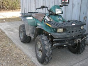 Polaris Repair Manuals Atv 4x4