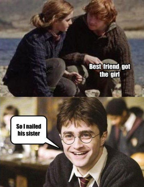 12 Dirtiest Moments In Harry Potter Series Cool Funny
