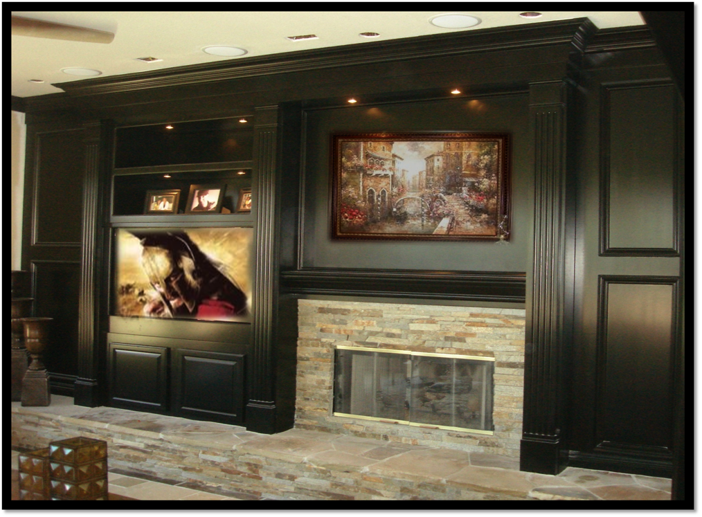 cosy drywall entertainment centers. Built in Entertainment Centers  Fireplace Center Classic 9 Appleton Renovations