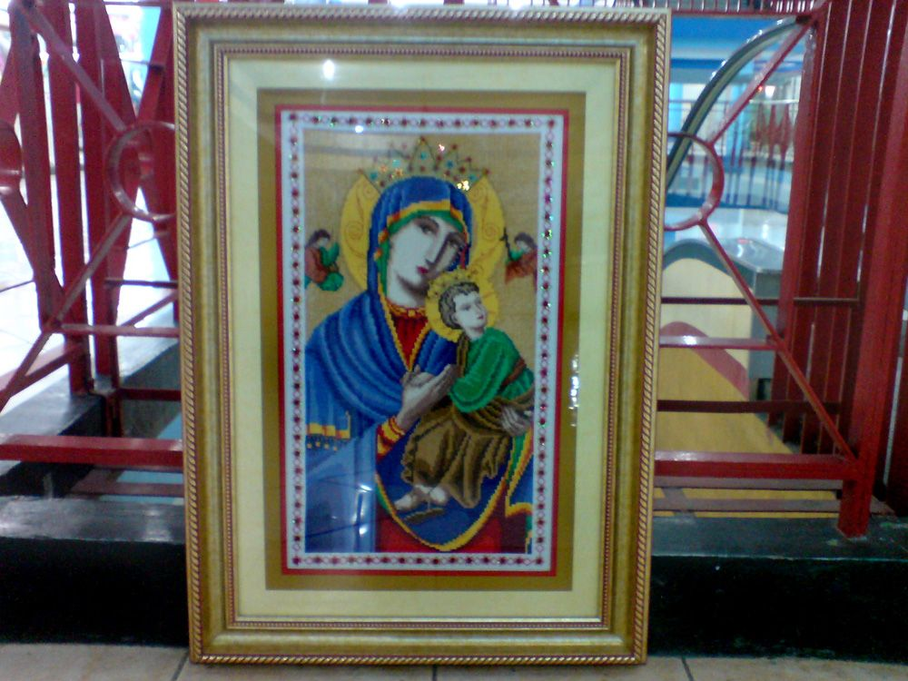Cross Stitch title: Mother of Perpetual Help 30\