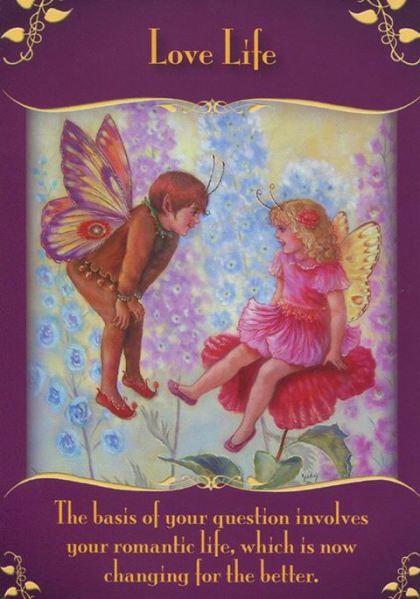 Angel Reading: :14 July 2013: Love Life