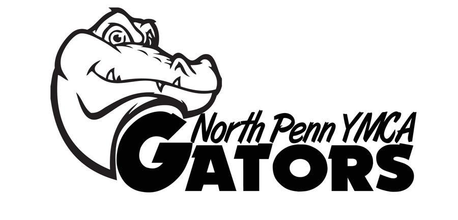 Black And White Alligator Logo