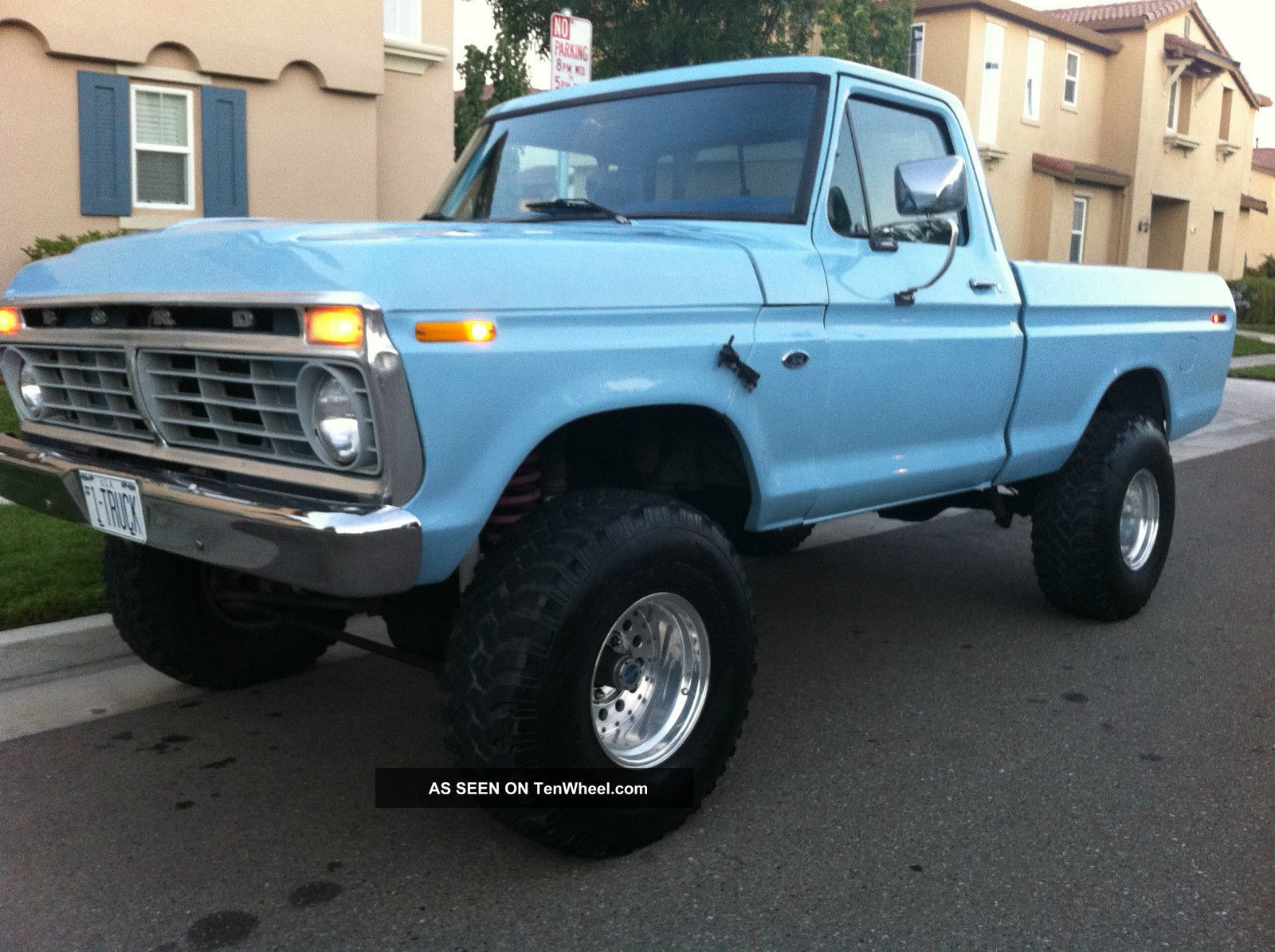 hight resolution of 1977 ford f150 custom 1977 ford f150 short bed 4x4 pickup v8 f 150 photo