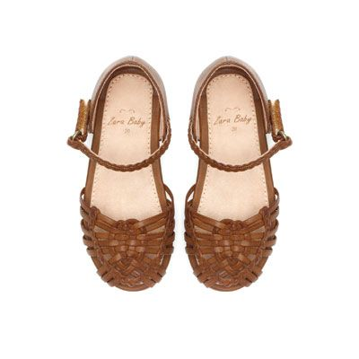 Plaited jelly shoe - Shoes - Baby girl - Kids - ZARA United States