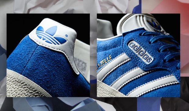 Adidas Gazelle Super, retour vers le futur | Sneaker