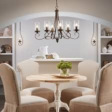 Progress Lighting Heritage Collection Light Forged Bronze Kichler Diana Olde Williamsburg Clear Gl Candle Chandelier