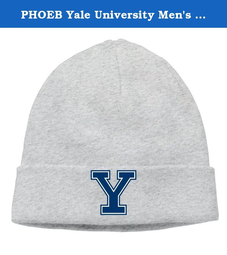 0a257d7b2ac PHOEB Yale University Men s   Women s Beanie Cap Hat Ski Hat Caps Hip-hop  Hat