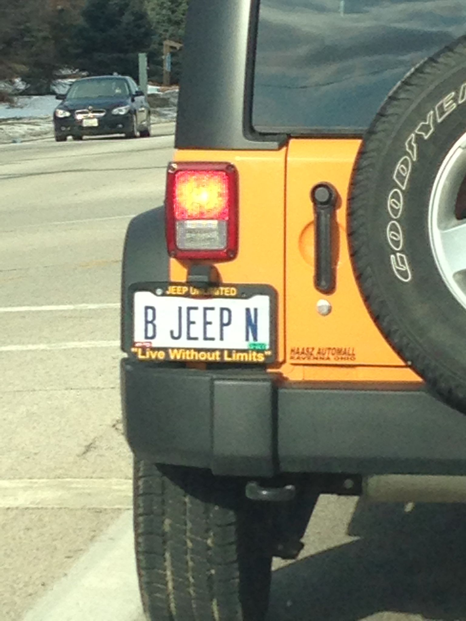 Jeep Life Vanity License Plates Jeep Life Jeep