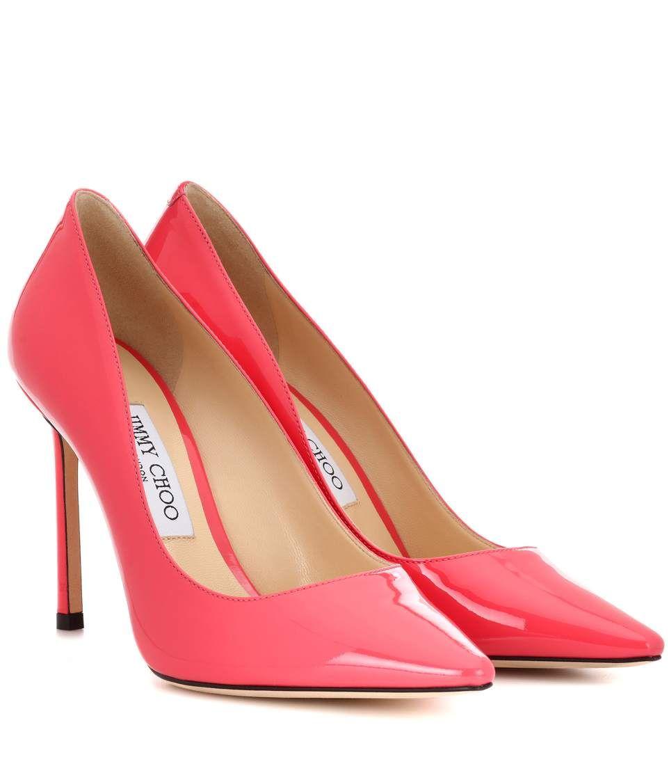 Dorateymur Black Patent Romy 100 Heels 3o1wlGW