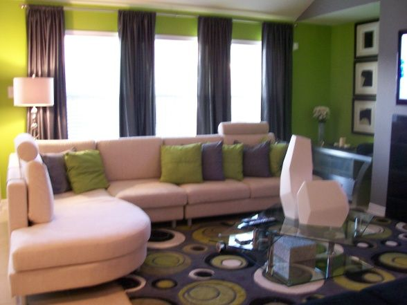 Modern Living Room Designed By Serena Monjeau Walkes Featured On Rate My  Space