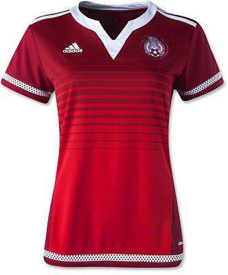 Adidas Mexico Women S Away Jersey 2015 16 Womens Football Shirts Soccer Shirts Shirt Sale