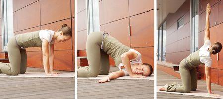 Entspannen: Yoga-Übungen für mehr Energie - BRIGITTE