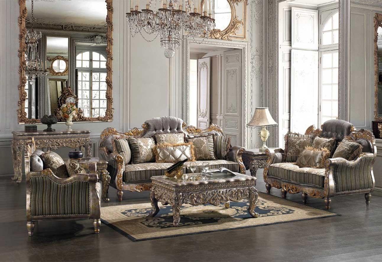 Resultado De Imagen Para Decoracion De Salas Estilo Luis Quince  # Muebles Victorianos Baratos