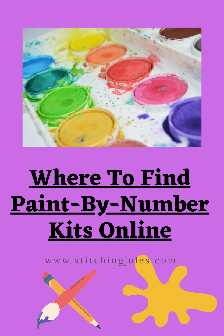 Pin on Paint By Number