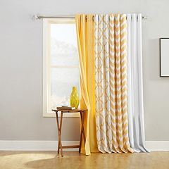 Cool Amazing Yellow Drapes 53 About Remodel Home Design Ideas With