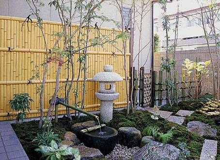 Fencing Amp Screening Small Japanese Garden