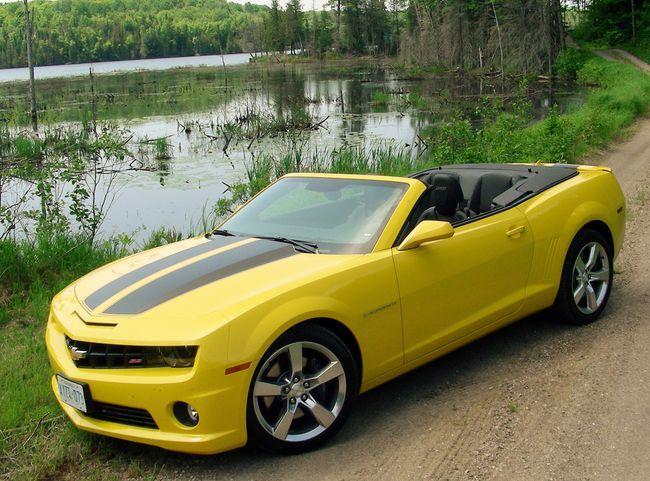 Rally Yellow Camaro Convertible Yep one day I will have ...