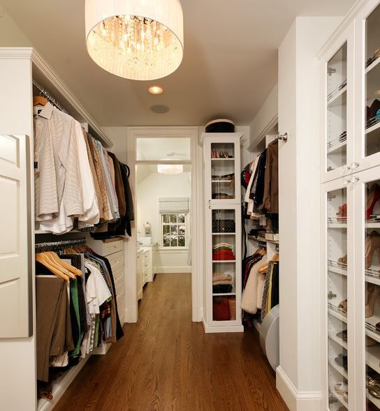 Superior Walk Through Closet