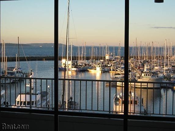 ballard washington ballard waterfront condo at sunset west