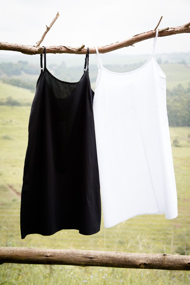 bc9ca97460 Black and white women s linen slip dresses from Salted.  www.salted-online.com  Beach  Fashion  Linen