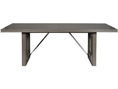 Shop For Vanguard Seneca Dining Table And Other Room Tables At Norris Furniture Interiors In Fort Myers Naples FL