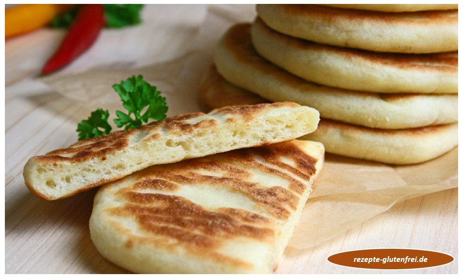 Photo of Flatbread from the pan – airy and soft