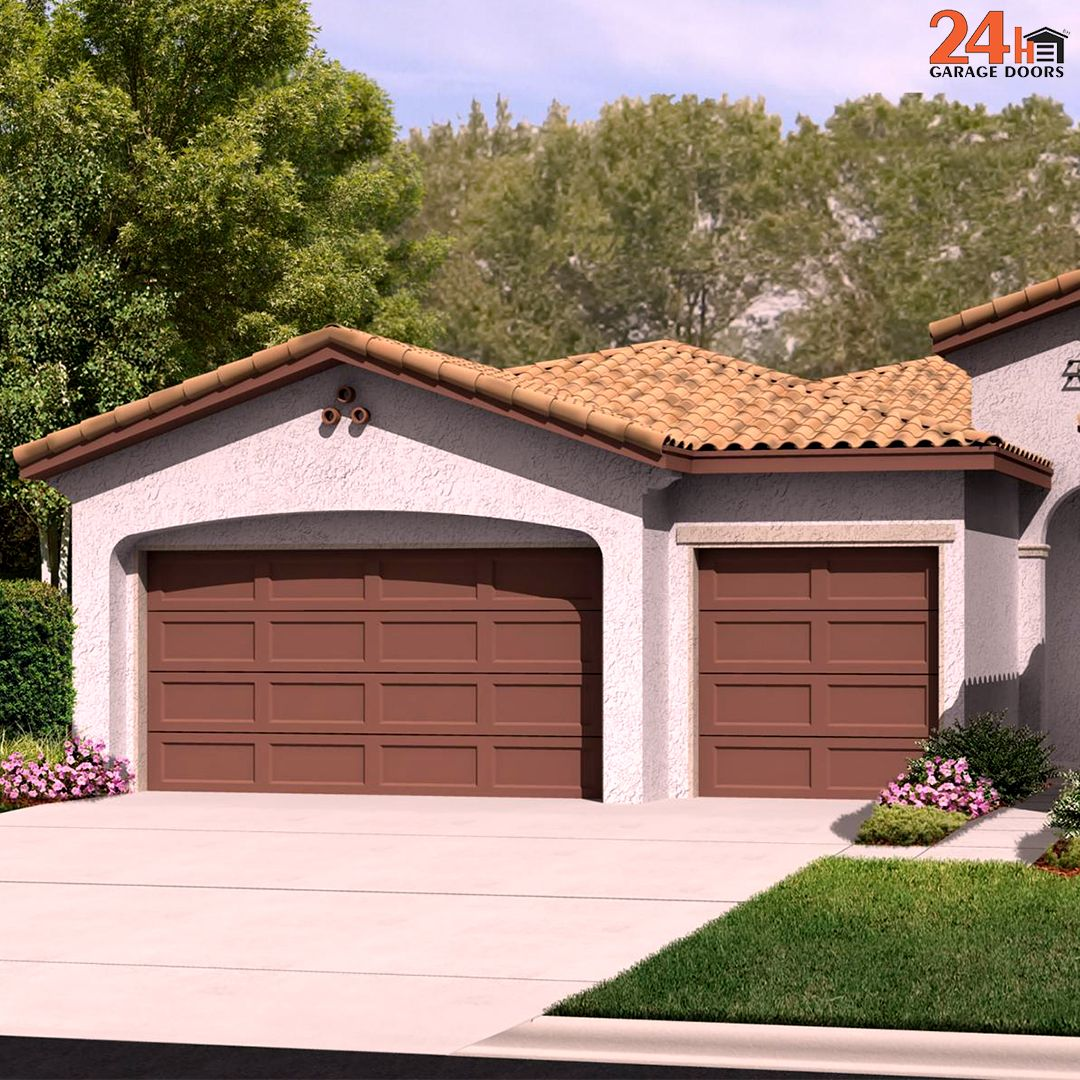 An Automated Garage Door Is The Response To Your Need For Practicality And Convenience Forget The Bother And Effor Garage Doors Garage Door Replacement Garage