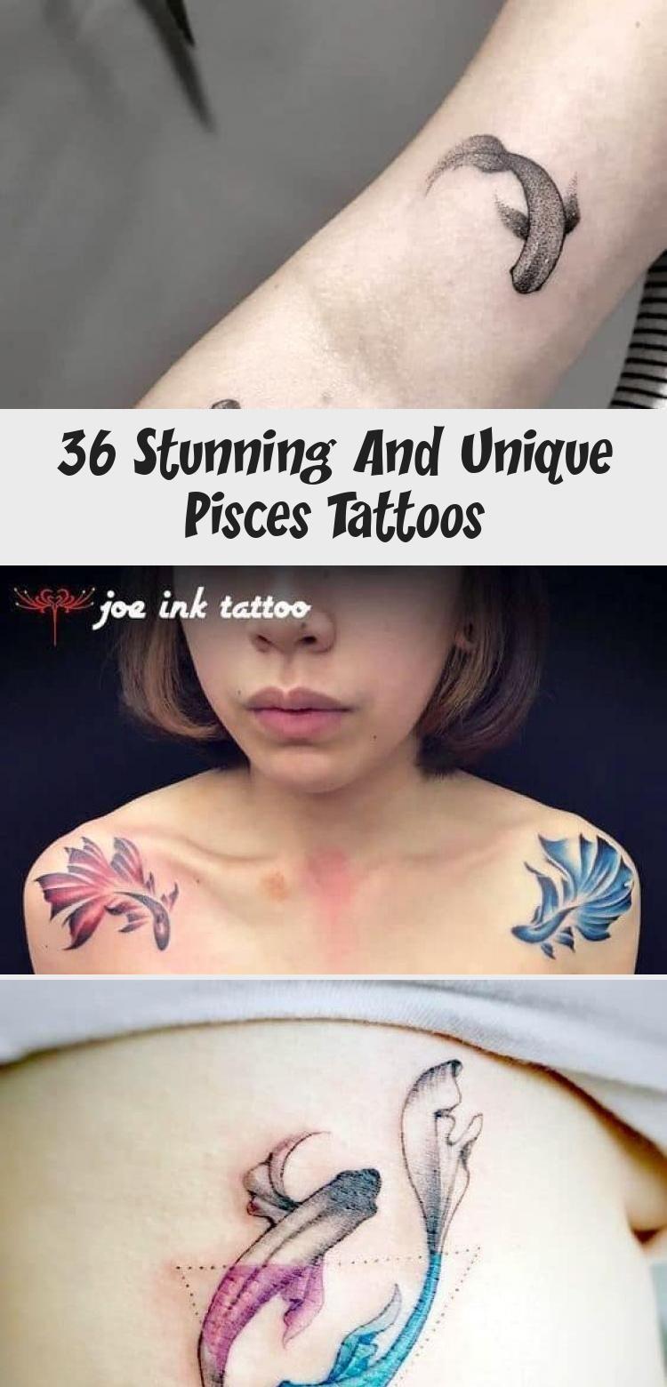 Photo of 36 Atemberaubende und einzigartige Fische Tattoos – Tattoos