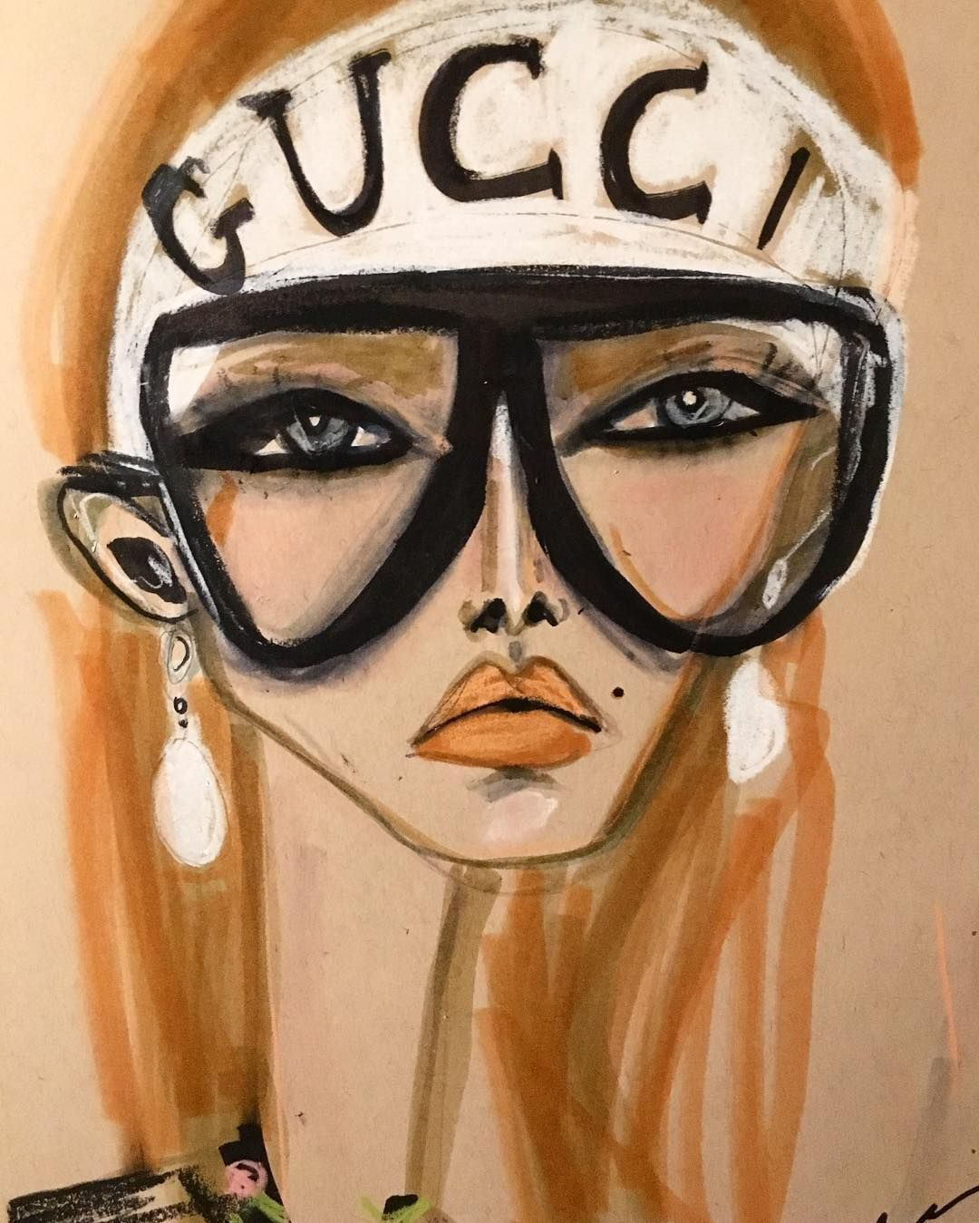 Photo of Fashion Illustration is as Fun and Beautiful as the Couture | Girlfriend is Better