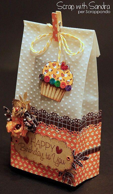 bolsa decorada