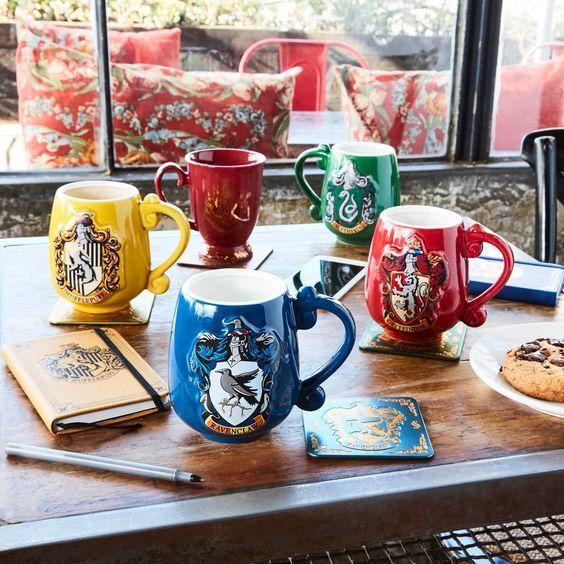 Hogwarts Autres Espresso PatronumHarry Potter And House Mugs XiukwOPZT