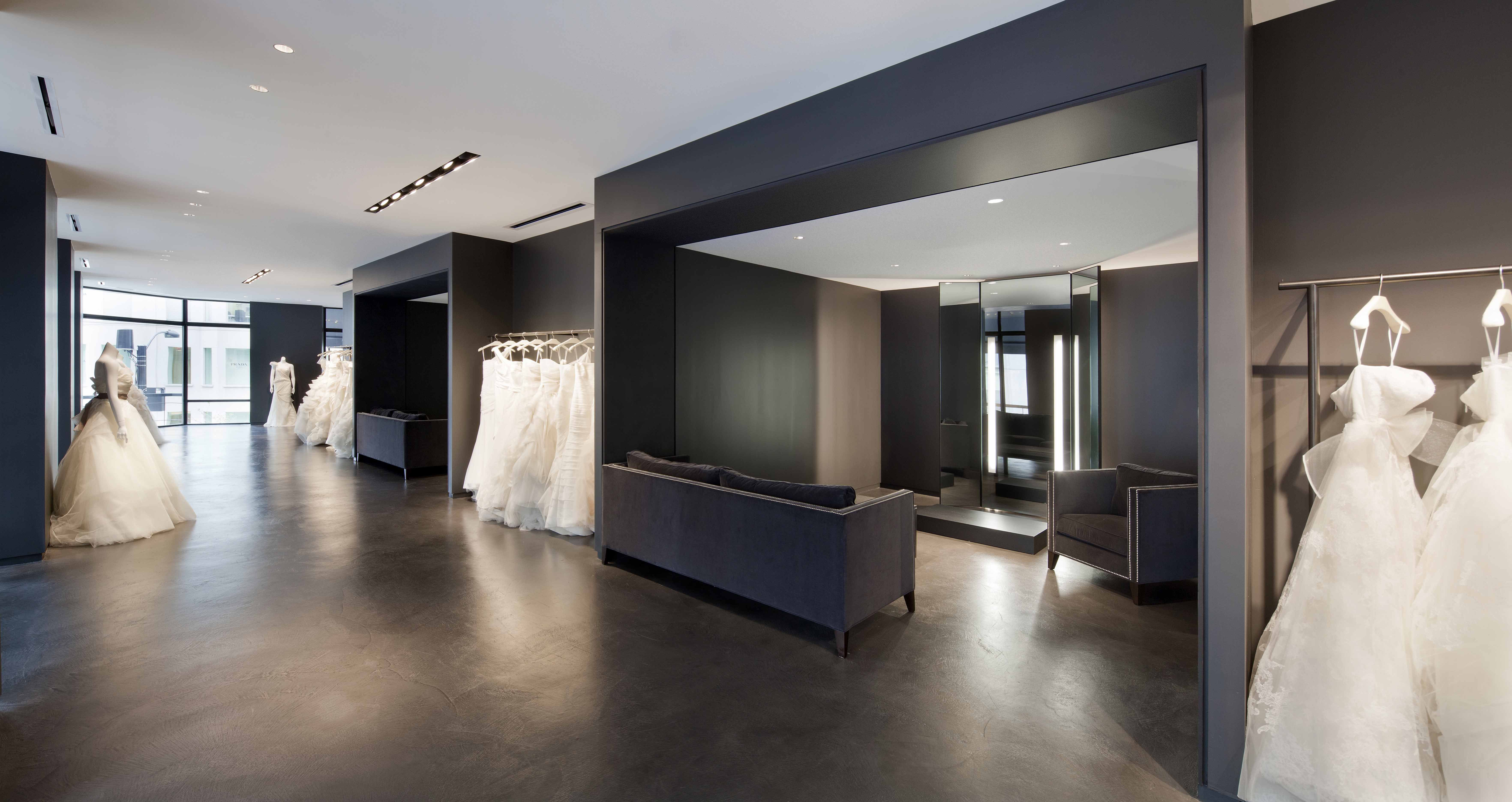 Vera Wang Opens New Bridal Store In Chicago Il