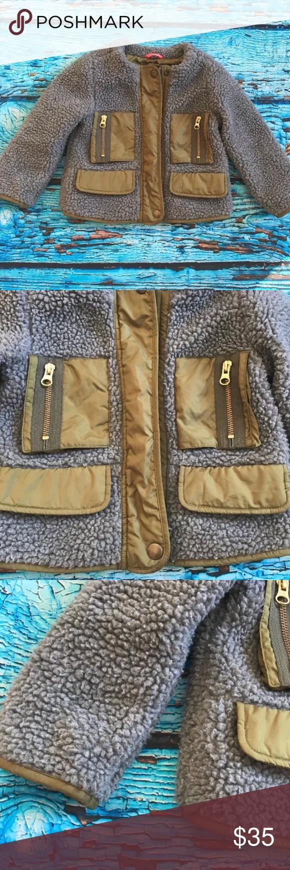 J crew crew cuts toddler boys fleece jacket t my posh picks