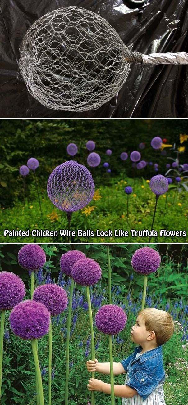 Cool DIY Garden Globes Make Your Garden More Interesting Cool DIY Garden Globes Make Your Garden More Interesting