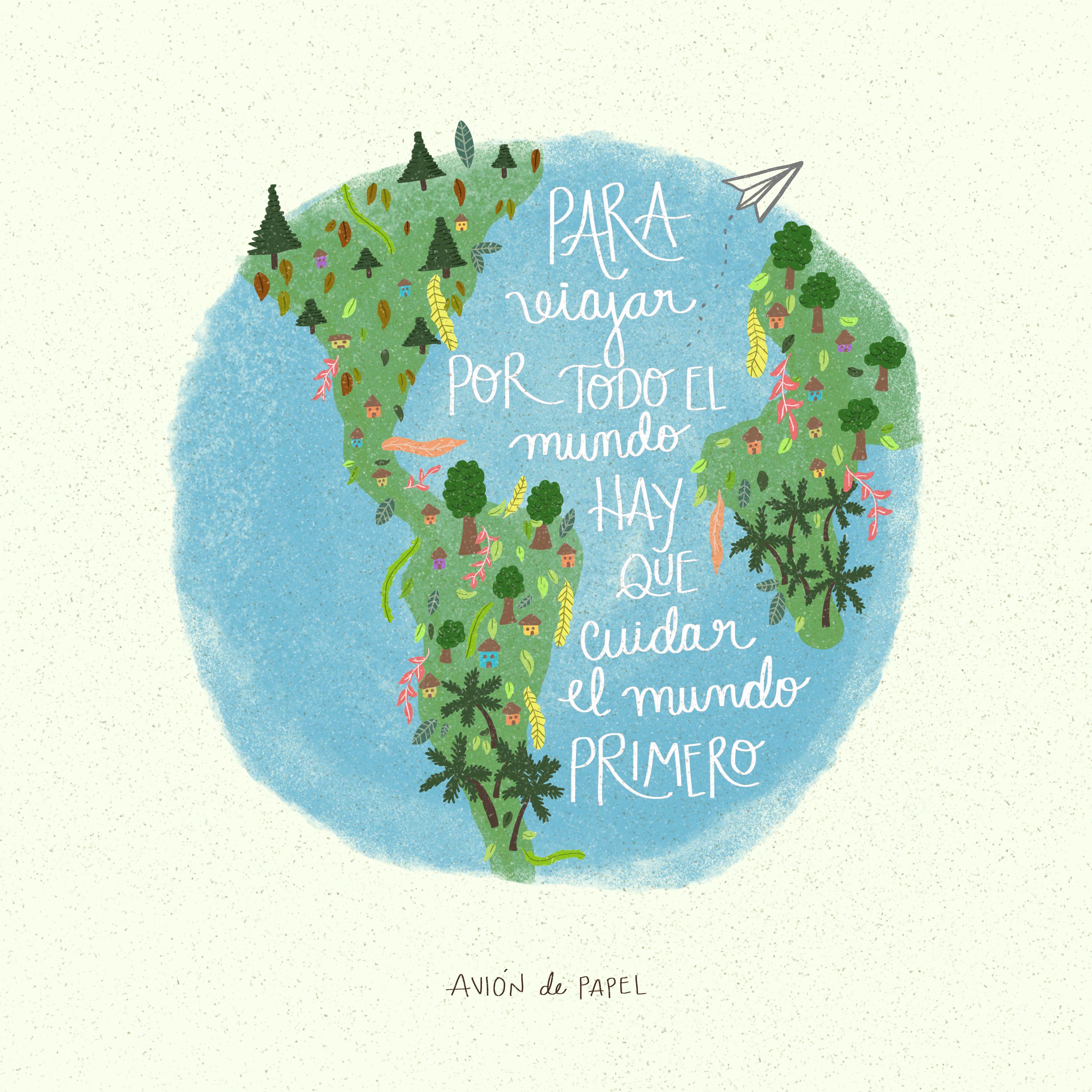 Design Diseño Art Arte Ilustracion Illustration Drawing Draw Blog Blogging P Frases Ambientales Imagenes Del Medio Ambiente Cuidado De La Naturaleza
