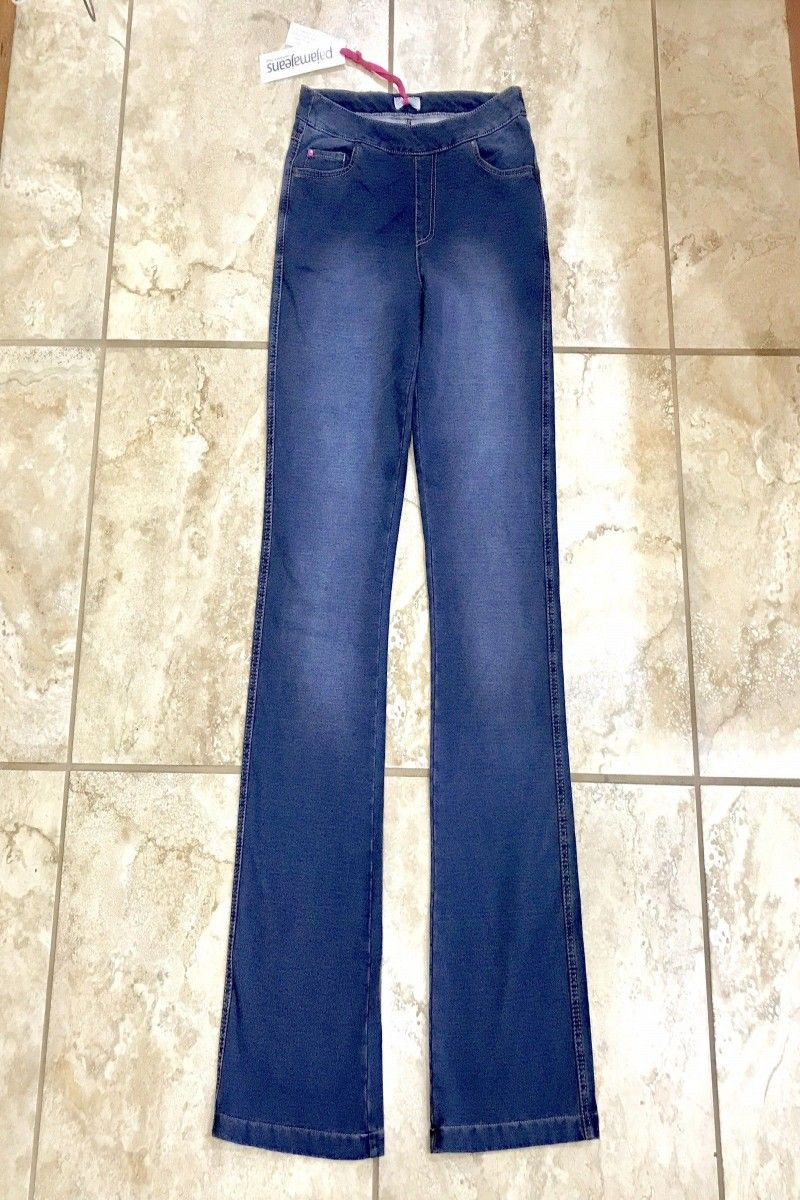 d608db1ddaf 27.00 | Pajama Jeans Womens Small Tall Vintage Wash Bootcut Denim Original  Stretch NWT ❤ #pajama #jeans #womens #small #tall #vintage #wash #bootcut