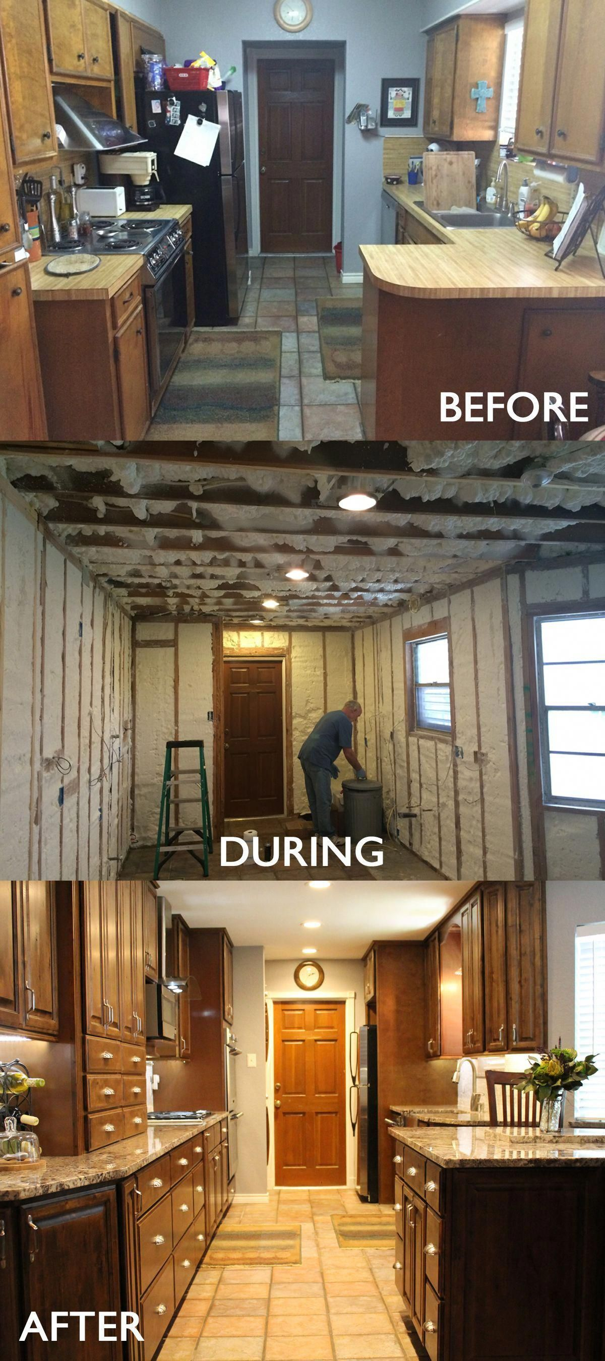 Kitchen Remodel Ideas Before & Afters With Photo