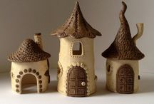 pinch pot houses - Google Search