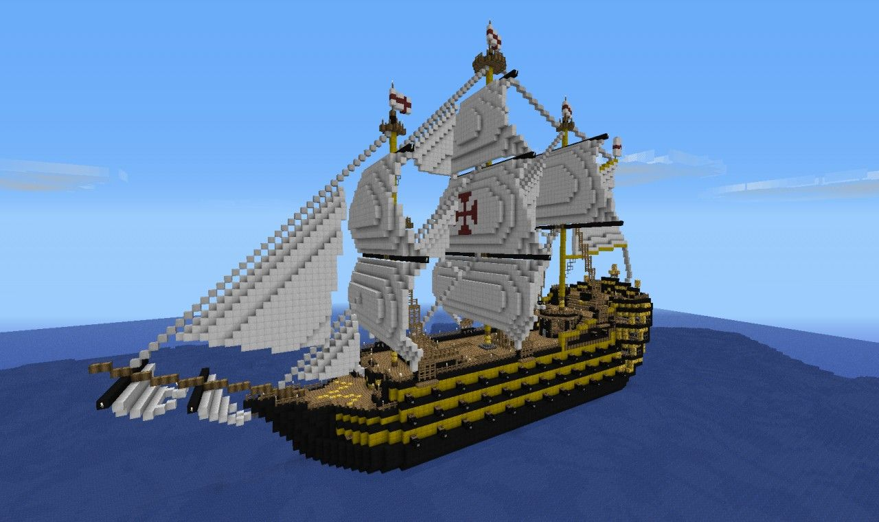 how to build a boat in minecraft