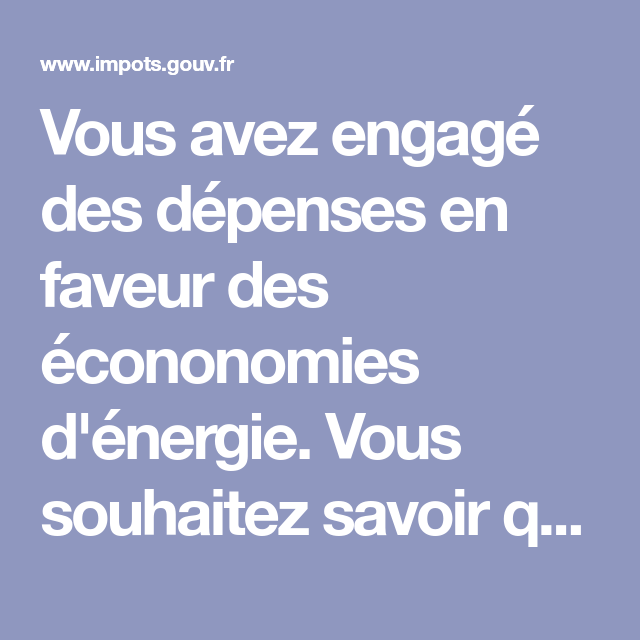 Calcul Et Declaration Du Cite Impots Gouv Calcul Souhait