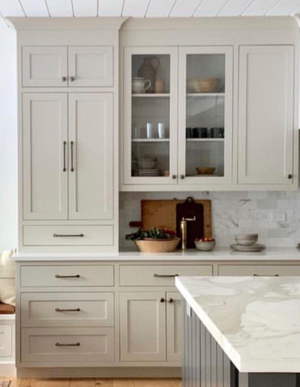 End cabinet near back door in 9   Küchen design, Deko tisch ...