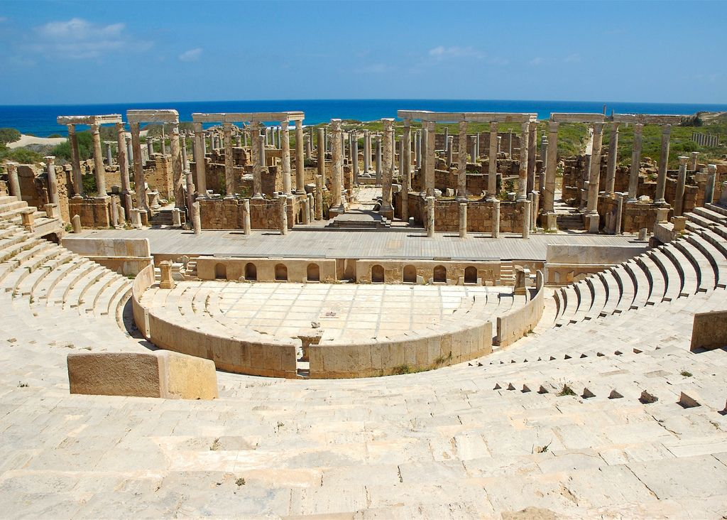 Libia: lo que nos estamos perdiendo. - Taringa!